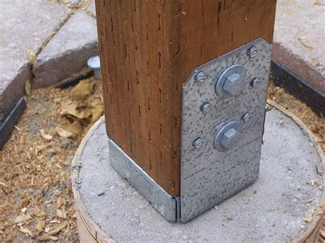 Awning Mounting Brackets Report And Thoughts On Treated Lumber Pv Array Mounts