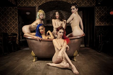 Bathtub Gin Burlesque by The Bad Days 22nd 5th