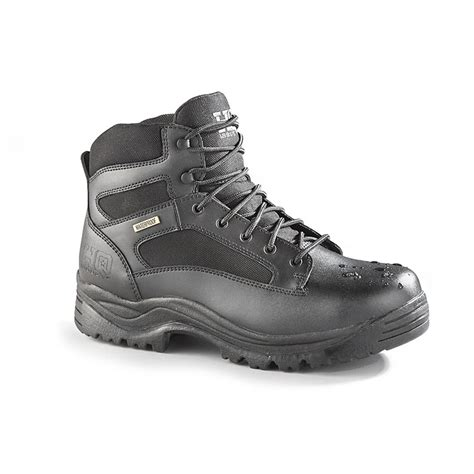tactical boots s hq issue tactical boots waterproof black 589522