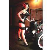 Hot Rod Girls  Cars Pinterest