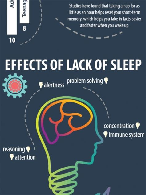 The Importance Of An Afternoon Nap by Importance Of Sleep During Exams Infographic