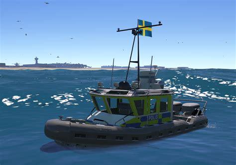 gta 5 police boat cheat swedish police boat gta5 mods