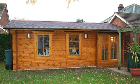 log cabin home gymnasium timber cabin home