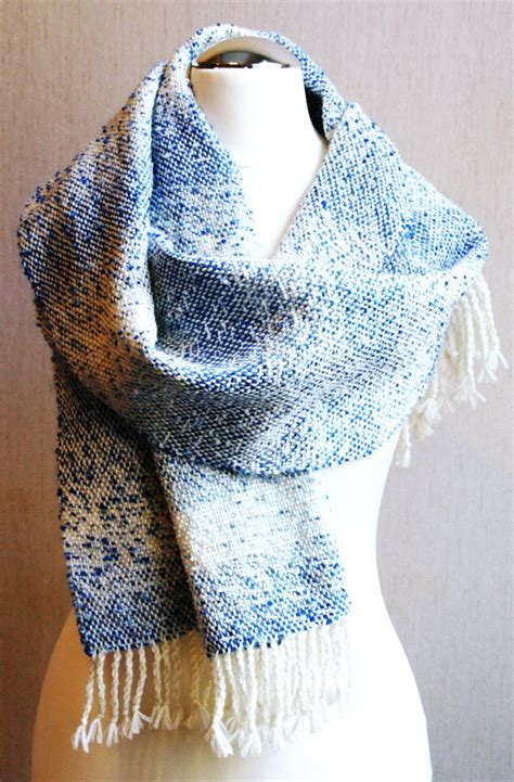 Handmade Scarf - unique handmade scarves handwoven scarf woven scarf