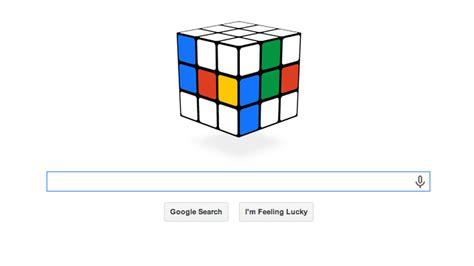 doodle rubik how built its 3 d interactive rubik s cube doodle