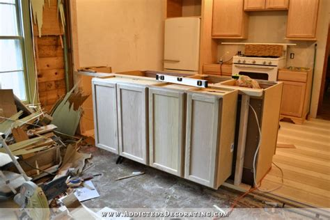 How To Install Kitchen Island Cabinets download free software installing kitchen peninsula