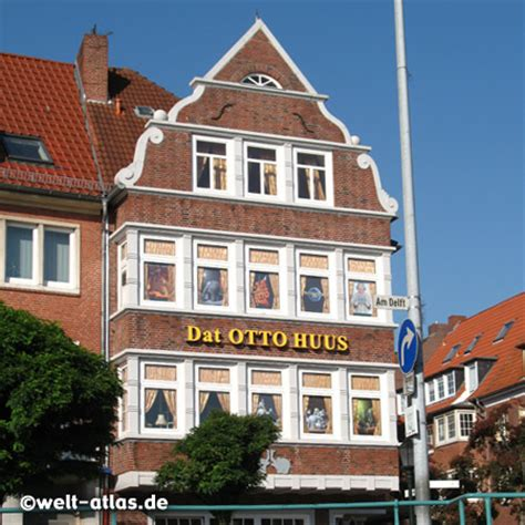 Foto Das Otto Haus In Emden Welt Atlas De