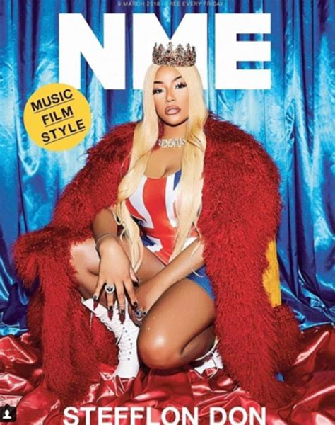 Design Bedroom Online final nme cover featuring stefflon don splits opinion
