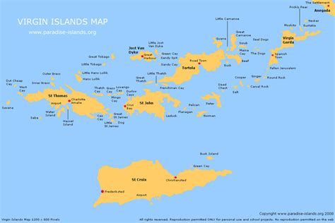 map st island islands map
