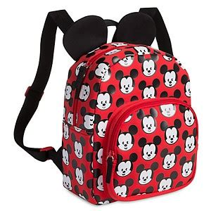 Travel Bag Mini Koper Mickey Mouse 1 your wdw store disney backpack bag mickey mouse small