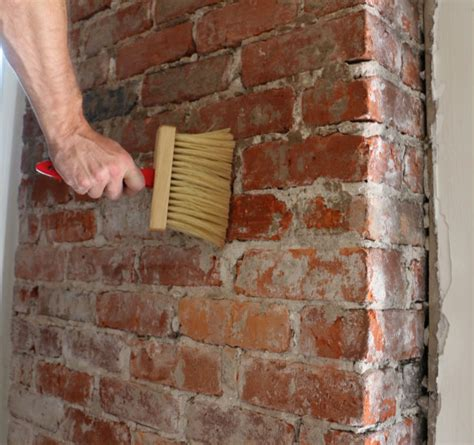 Removing Brick Kitchen Wall by How To Remove Plaster From A Brick Chimney Plaster