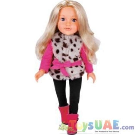 design clothes for your doll buy design a friend outfit mink gilet outfit in dubai uae