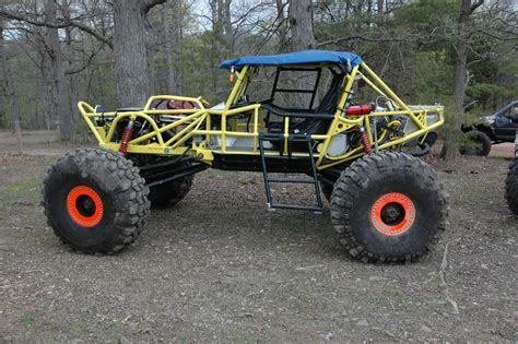 Rc Offroad Bigfoot Climber 4wd Rock Crawler 2 4 Ghz Biru 4x4 rock crawlers autos post