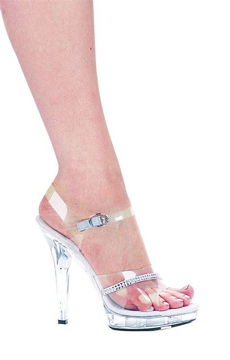 high heels sandals 5 inch ellie m platform strappy 5 inch high heel sandals