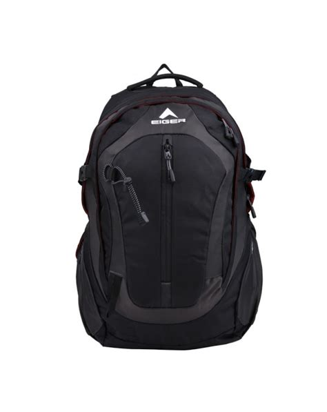 Jual Tas Laptop 14 Inch jual tas eiger daypack laptop 14 inch magma 1 black