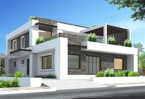 desain rumah modern contoh desain rumah 3d dengan tilan elegan dan modern