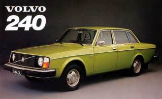 Volvo Pats Volvo 240 Technical Details History Photos On Better