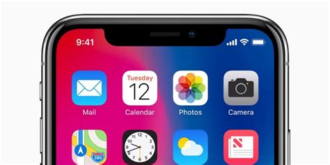 iphone notch the iphone x notch may be coming to more phones thanks