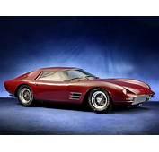 Lamborghini 400 GT Monza 1966 – Old Concept Cars
