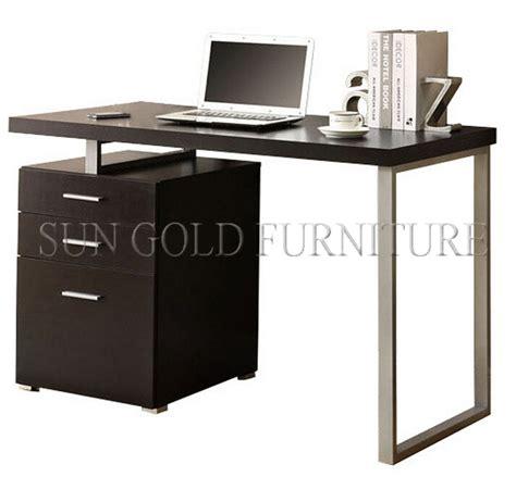 Meja Kantor Sederhana penjualan panas gaya sederhana l bentuk sudut grey meja komputer kantor sz od457 kayu meja id