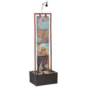 kenroy home fountains shop kenroy home montpelier 58 in rock waterfall