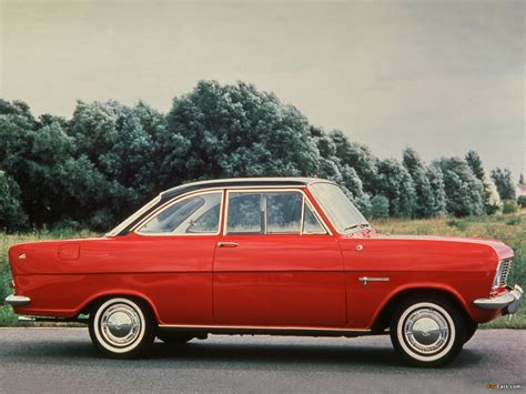 1963 Opel Kadett For Sale by Opel Kadett Coupe A 1963 65 Pictures 1600x1200