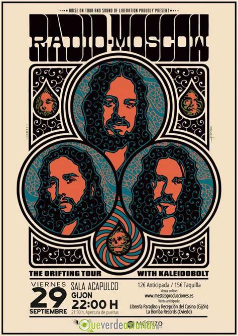 sala acapulco gijon concierto radio moscow en sala acapulco gij 243 n conciertos