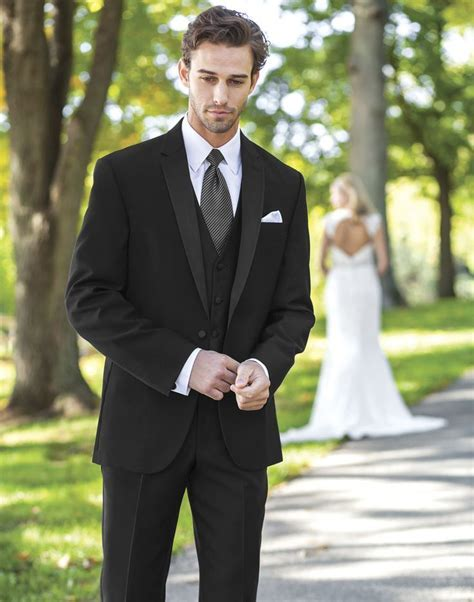 Our Genesis Tux Style 901   The ideal choice in slim fit