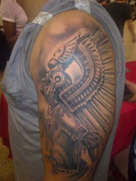 aztec warrior picture at checkoutmyink
