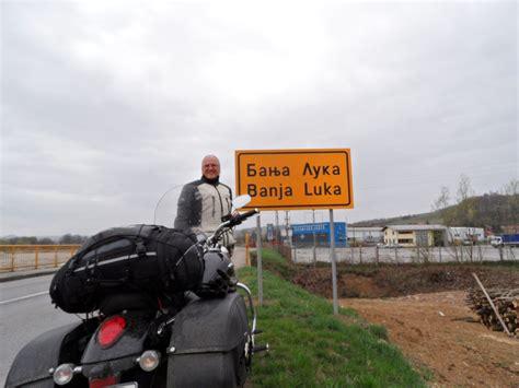 Youtube Motorradtouren Kroatien by Bosnien Banja Luka Autozug Triest Motorradtour