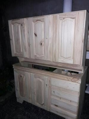 alacena de pino usadas alacenas y bajo mesada de pino madera maciza posot class