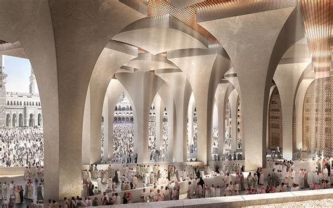 Posh Partners In Design by Foster Partners Selected To Build Hotel Complex In Mecca