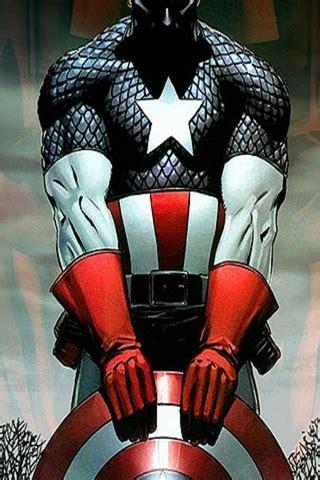 wallpaper bergerak captain america captain america iphone wallpaper download 320x480 79525