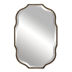 mirror shapes shop propac images 12 in x 18 in shapes framed wall mirror