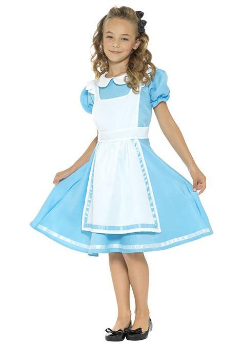 alice in wonderland costume alice in wonderland costumes dreamland alice costume for girls