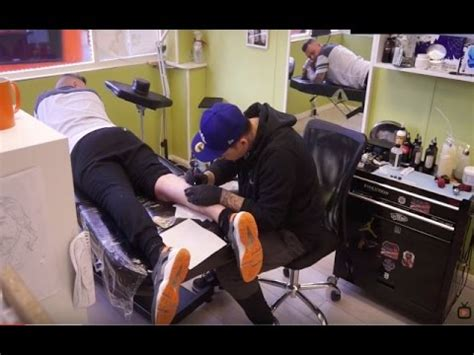 tattoo goo review youtube dt the man behind the infamous banner gets an arsene