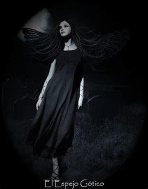 imagenes negras goticas el espejo g 243 tico fotos de hadas hadas g 243 ticas