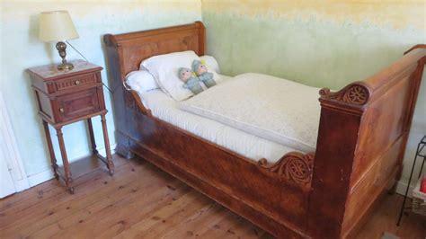 lit enfant ancien suite familiale de charme 2 chambres la rochelle marais