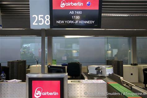 Air Berlin Business Class Review Business Travel