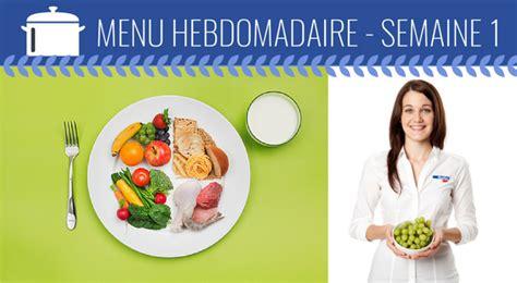 menu de la semaine 1 d 233 fi 31 jours 171 cuisinez sant 233 187 nautilus plus nautilus plus
