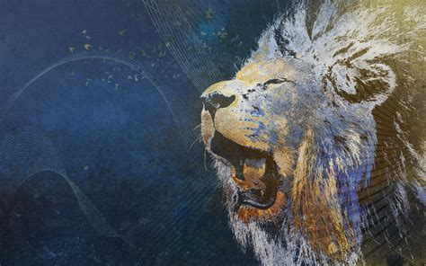 wallpaper abstract lion abstract grunge lions hd wallpaper new hd wallpapers