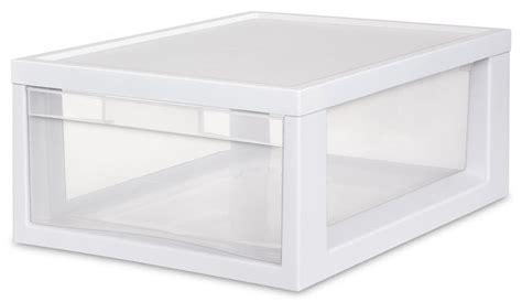 sterilite small modular drawer system sterilite 2360 medium modular drawer