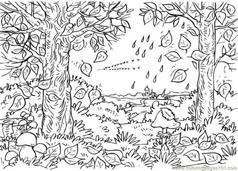 autumn coloring pages for adults free coloring pages for adults nature colouring pages coloring
