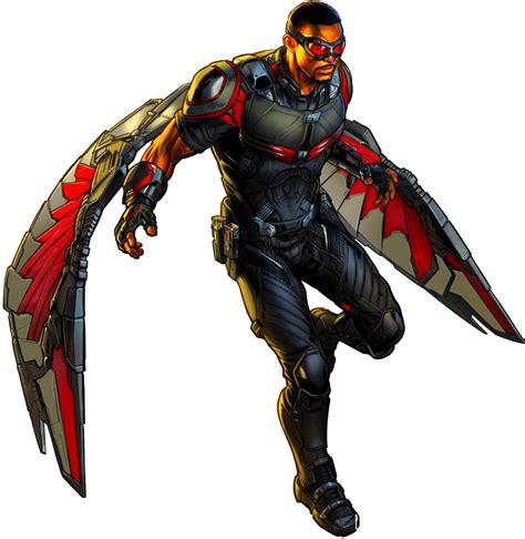 Falcon Civil War falcon civil war by alexiscabo1 on deviantart