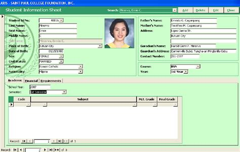 student information system template search results for attendance registers calendar 2015