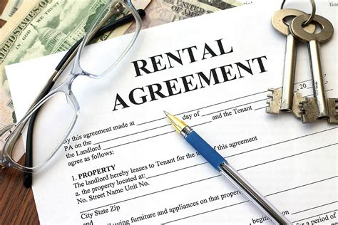 best month to sign a lease the difference between a lease and a rental agreement