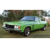 1975 Holden HJ Sandman Ute  SEVEN82MOTORS
