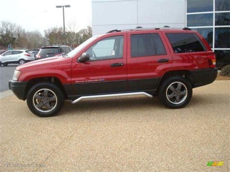 dark grey jeep grand cherokee 2004 inferno red pearl jeep grand cherokee freedom edition