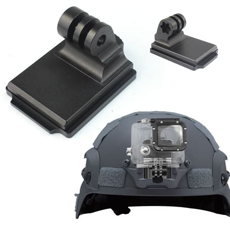 gopro sports מוצר for gopro sports helmet aluminum fixed mount