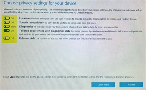 install windows 10 before notification before installing windows 10 creators update review